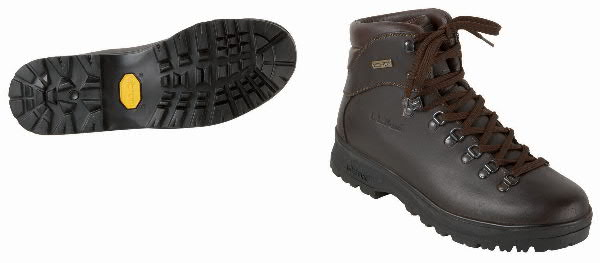 559d0cc87a8 L.L. Bean Gore-Tex Cresta Leather Hikers