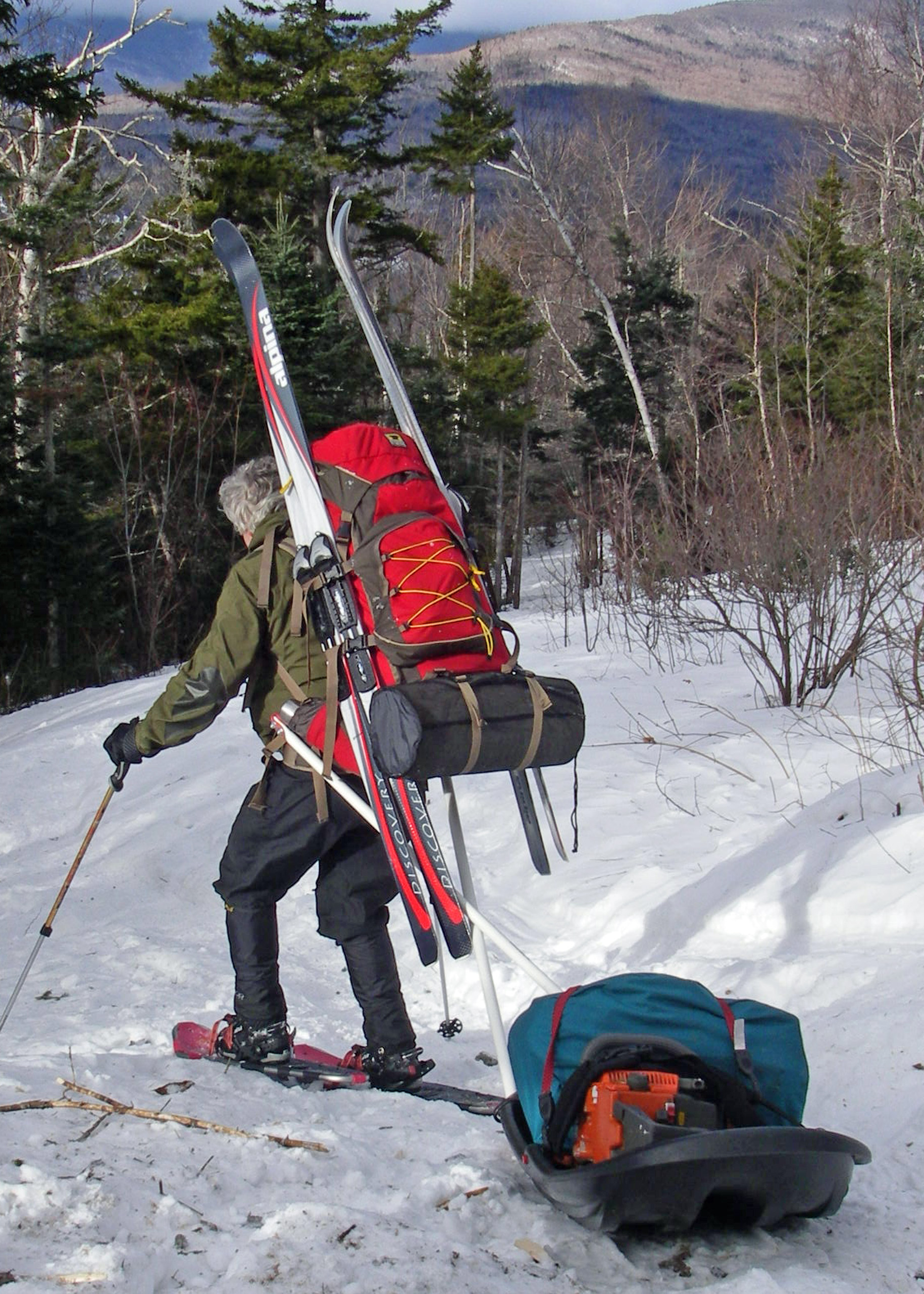 How To: Pack or Pulk For Winter Wilderness Travel