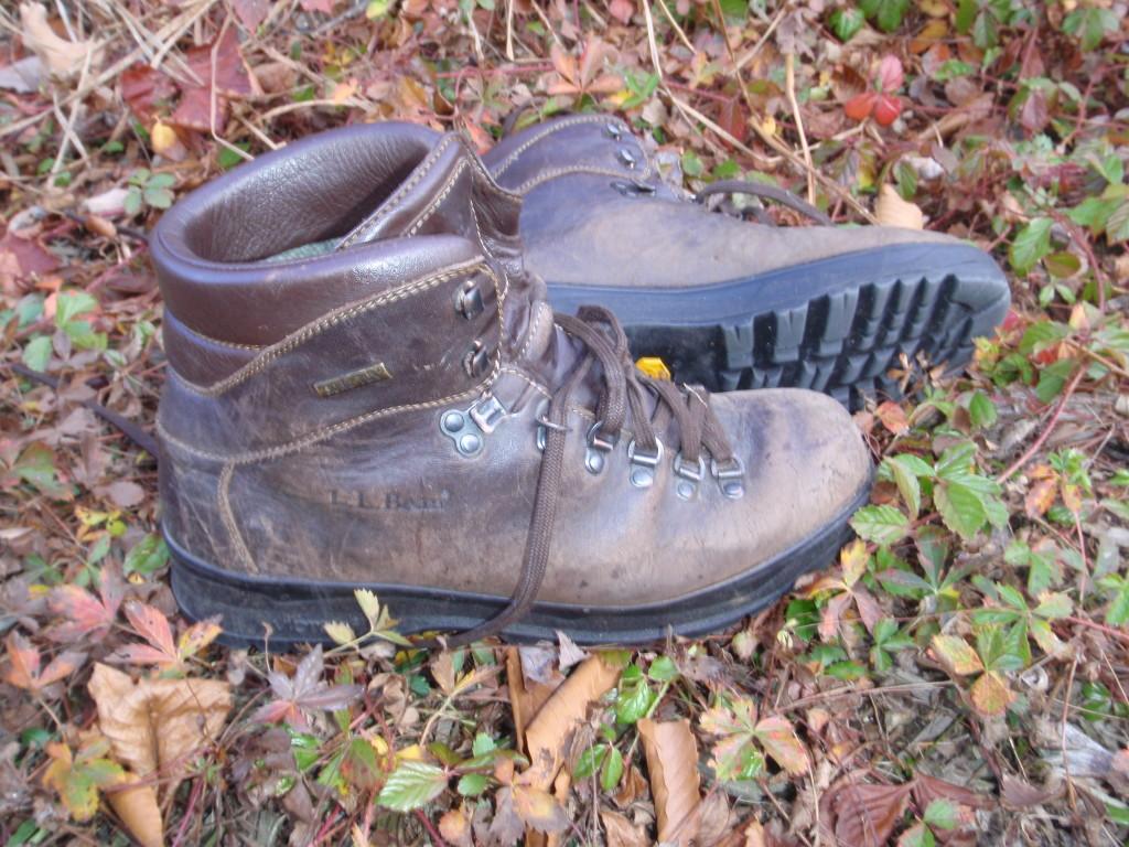 97826584f32 L.L. Bean Gore-Tex Cresta Leather Hikers