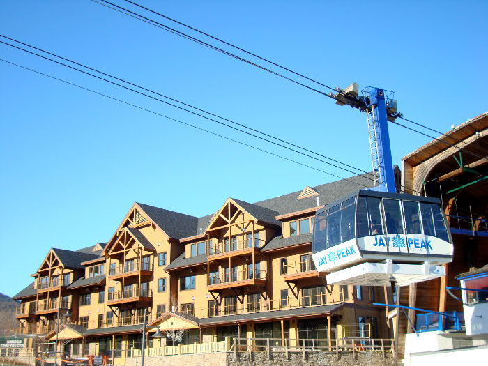 Jay Peak Quot Tram Haus Quot A Decadent Christmas Experience