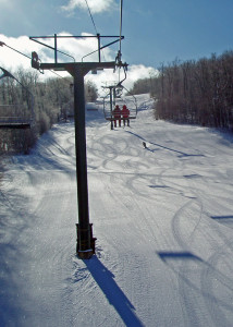 Looking for uncrowded slopes and a great bargain? Forget Killington and make a date with her shy sister Pico Mountain.