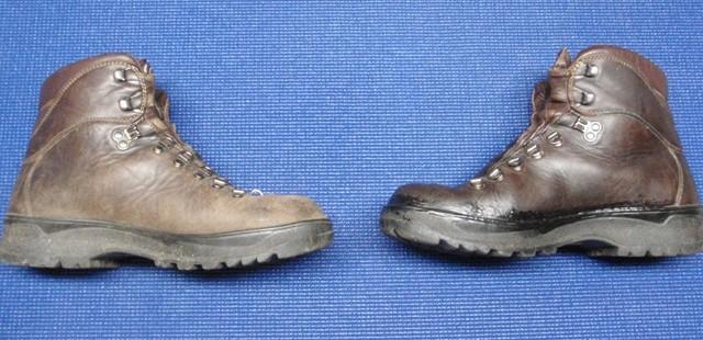 How to refurbishingrepairing leather hiking boots easternslopes how to refurbishingrepairing leather hiking boots solutioingenieria Choice Image