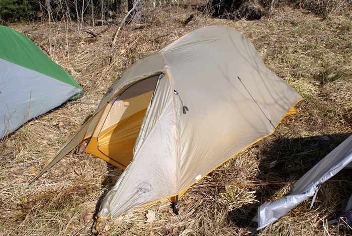 Big Agnes Fly Creek UL 1 Person Tent. One ... & Solo Tents Reviewed For Backcountry Backpacking