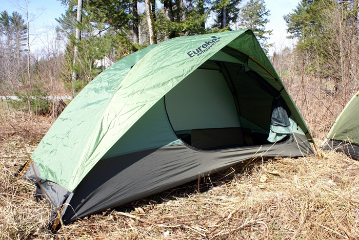 If ... & Solo Tents Reviewed For Backcountry Backpacking