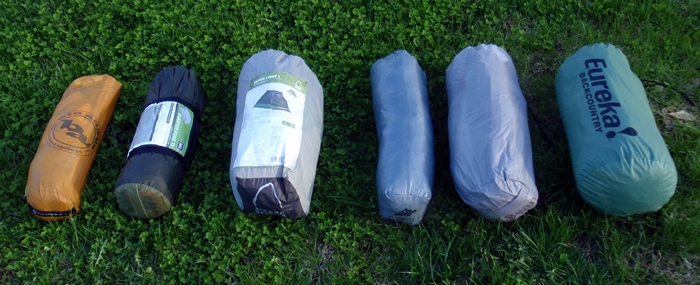 Size ... & Solo Tents Reviewed For Backcountry Backpacking