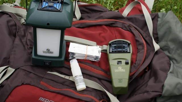 ThermaCELL units are a worthy tool in the fight against biting flies (David Shedd photo)