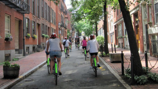 Beacon Hil, Boston (Caroline McDonald photo)