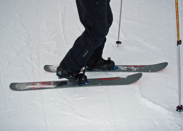Sliding Snowshoes For Winter Backcountry Fun
