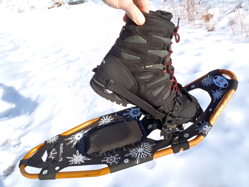 How To Pick The Right Snowshoes For You