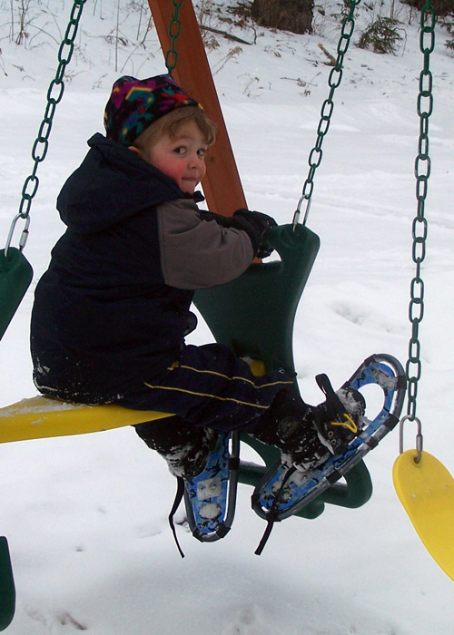 Gear Review: Best Snowshoes For Kids