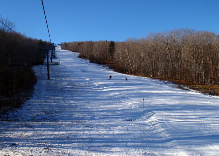 Bretton Woods And Loon Mountain 11 18 12