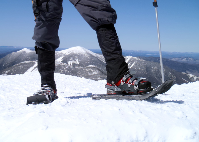 Lowa Mountain Expert Boots Perform Perfectly On Snowy