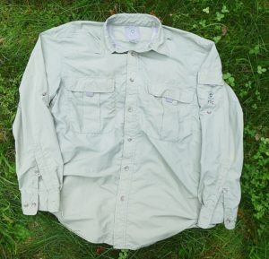 Insect Shield Men's Technical Field Shirt