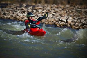 This is what I envisioned for my kids as I first took possession of the jackson Fun 1 kayak. (Jackson Kayaks photo)