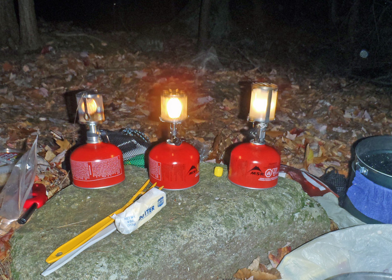 Extending Your Camping Season Part 1 Let There Be Light