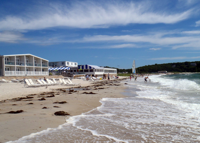 Sea Crest Beach