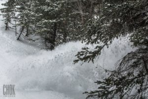 Mont York powder, courtesy of Chok Images